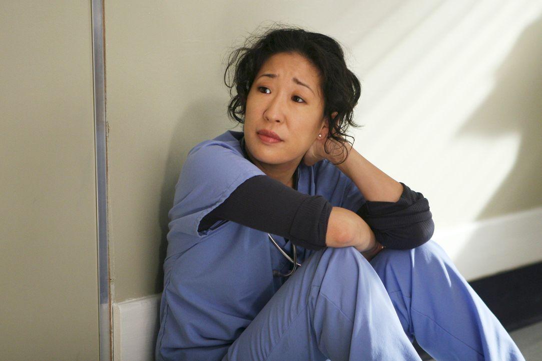Rettet Ellis das Leben: Cristina (Sandra Oh) ... - Bildquelle: Touchstone Television