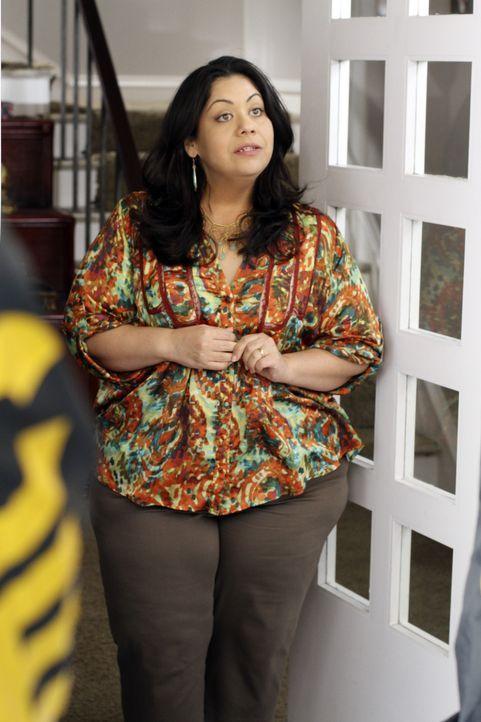 Gabrielle plant die Abschiebung von Carmen (Carla Jimenez), um Grace bei sich behalten zu können, muss dann aber erkennen, dass Sie Graces Liebe nic... - Bildquelle: ABC Studios