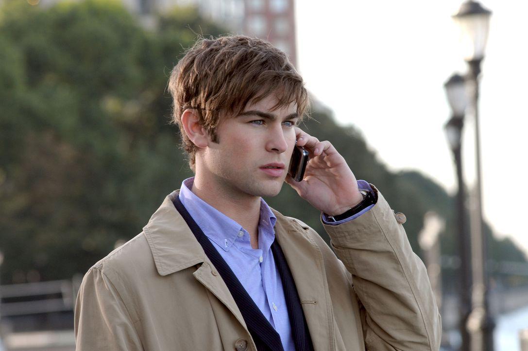Nate (Chace Crawford) versucht, seinem Cousin Tripp beim Wahlkampf zu helfen - doch mit welchen Mitteln? - Bildquelle: Warner Bros. Television