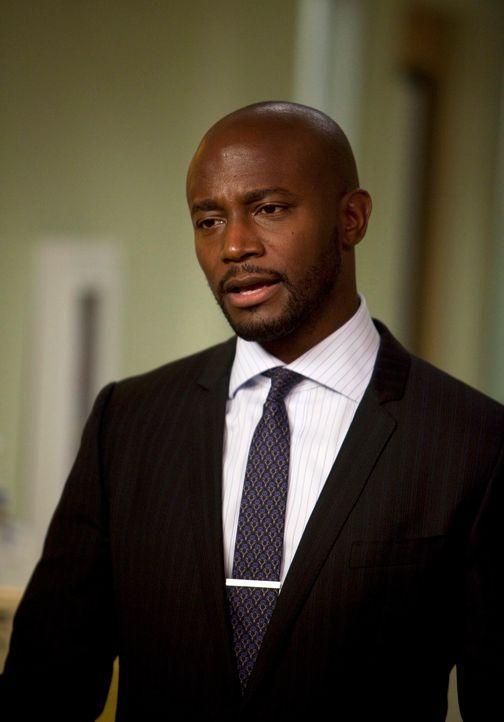 Stephanie möchte mehr über Sams (Taye Diggs) Vergangenheit mit Addison wissen, während ein neuer Arzt im Krankenhaus seinen Dienst antritt ... - Bildquelle: ABC Studios