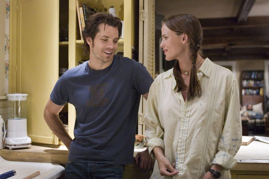 Grays (Jennifer Garner, r.) Leben läuft in absolut ruhigen und sicheren Bahnen. Sie liebt ihre Stadt und ihren Verlobten. Als dieser bei einem tragi... - Bildquelle: Sony Pictures Television International