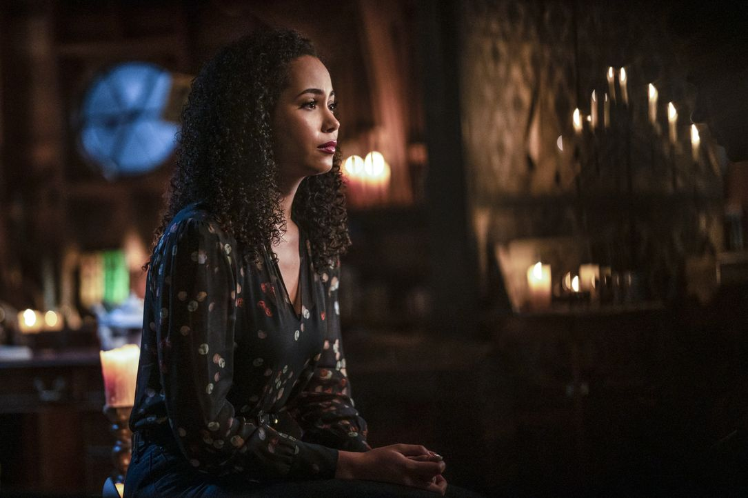 Macy Vaughn (Madeleine Mantock) - Bildquelle: Colin Bentley 2020 The CW Network, LLC. All Rights Reserved / Colin Bentley