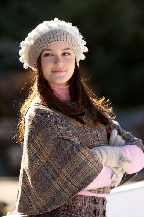 Die Weihnachtsfeiertage stehen kurz bevor und Blair (Leighton Meester) freut sich auf das Fest, zu dem sie ihren Vater erwartet ... - Bildquelle: Warner Brothers