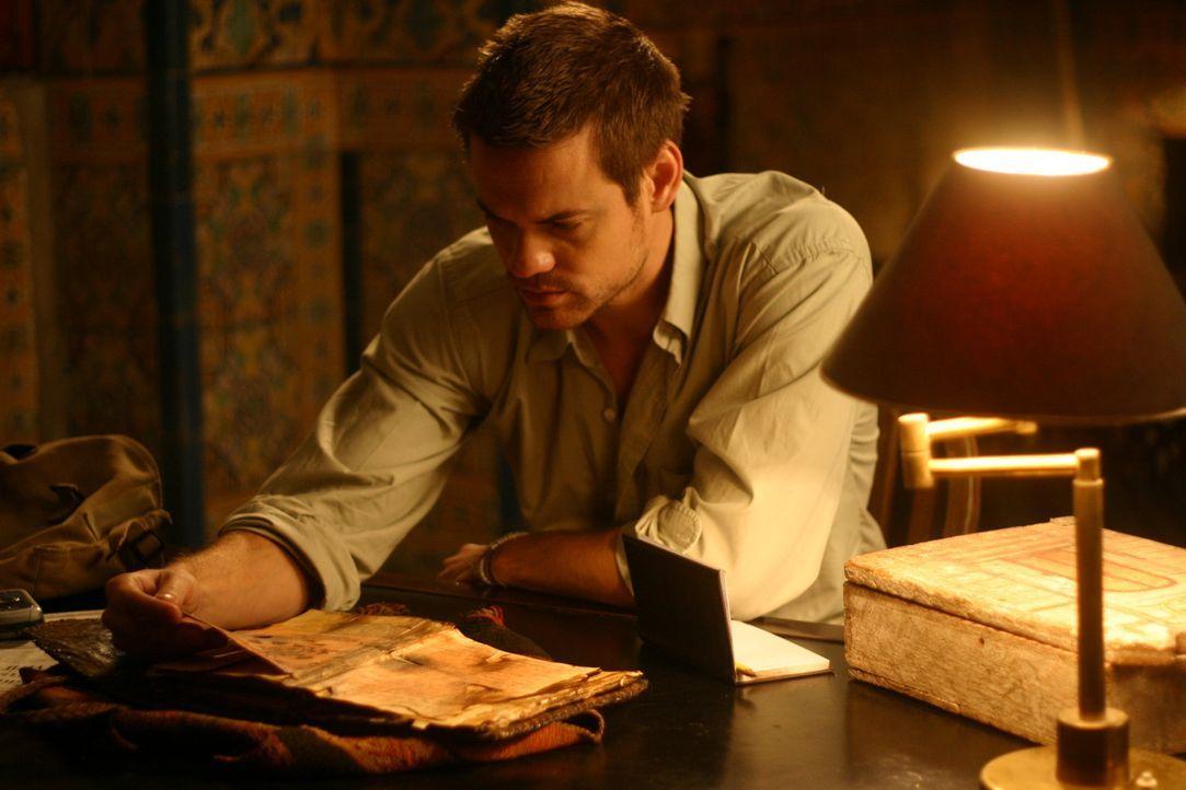 Der professionelle Schatzsucher Jack Wilder (Shane West) musste mit ansehen, wie sein bester Freund bei einem Unglück starb. Jetzt überreicht ihm...
