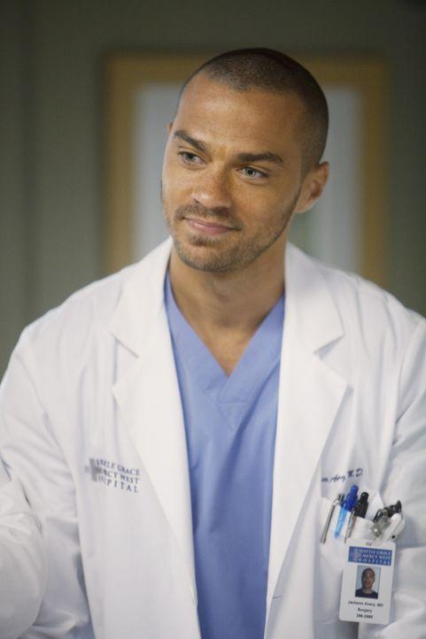 Immer im Einsatz um Leben zu retten: Jackson (Jesse Williams) ... - Bildquelle: ABC Studios