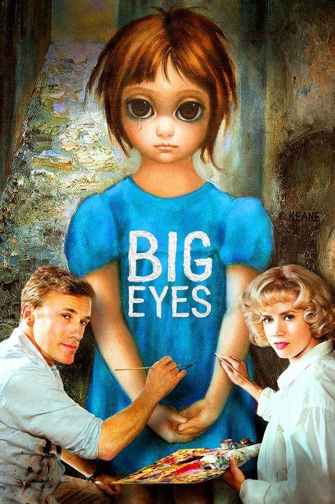 Big Eyes - Artwork - Bildquelle: 2014 The Weinstein Company. Alle Rechte vorbehalten