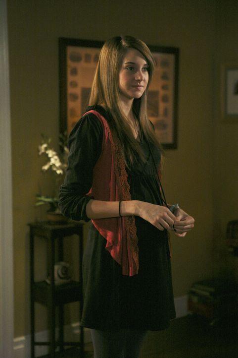 Insgeheim hofft Amy (Shailene Woodley) noch immer, dass sie, Ricky und Ben das Baby gemeinsam aufziehen ... - Bildquelle: 2008 DISNEY ENTERPRISES, INC. All rights reserved. NO ARCHIVING. NO RESALE.