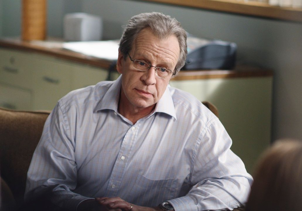 Hat immer ein offenes Ohr für Katherine: Therapeut Dr. Brent Avedon (Richard Gilliland) ... - Bildquelle: ABC Studios