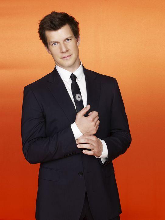 (3. Staffel) - Daniel (Eric Mabius) räumt das Feld und überlässt Wilhelmina den Platz als Chefredakteur ... - Bildquelle: 2008   ABC Studios