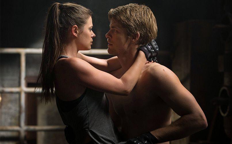 Cara und Luke: Öfter küssen - Bildquelle: Warner Bros. Entertainment Inc.