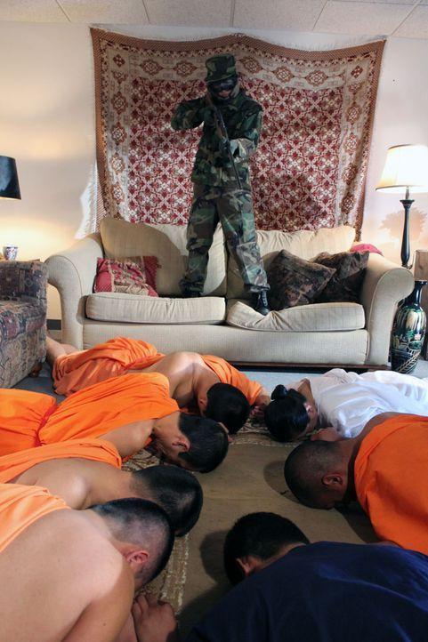 Aus Fantasie wird Ernst: Zwei Teenager entscheiden sich dazu, auf eine tödliche Mission zu gehen ... - Bildquelle: M2 Pictures