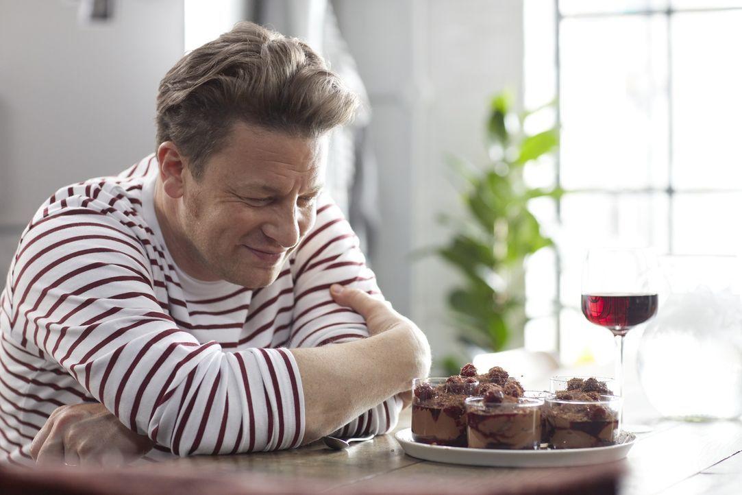 Minimale Zutaten, aber maximaler Geschmack: Jamie Oliver ... - Bildquelle: SamRobinsonPhotographyLtd