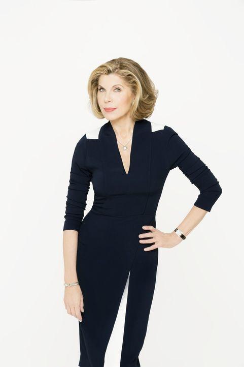 (6. Staffel) - Mit jeder Krise, die die taffe Businessfrau Diane Lockhart (Christine Baranski) übersteht, wird sie stärke und noch entschlossener, i... - Bildquelle: Jeff Katz 2012 CBS Broadcasting Inc. All Rights Reserved.