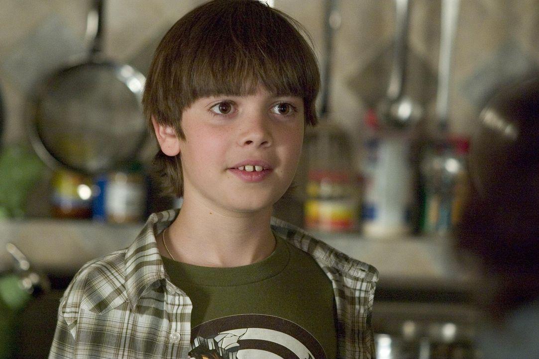 """Shane (Alexander Gould) gibt seiner Mutter Nancy einen Tipp """"Sag ja zu Drogen"""" ... - Bildquelle: Lions Gate Television"""