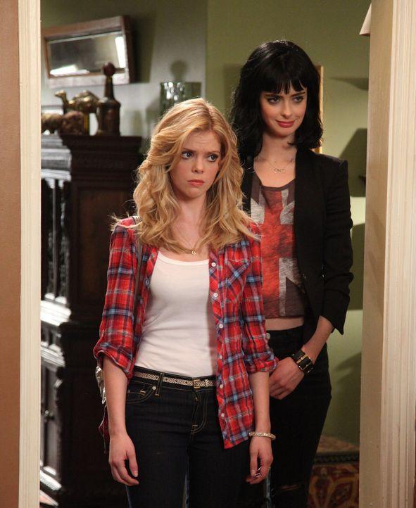 June und Chloe - Bildquelle: American Broadcasting Companies