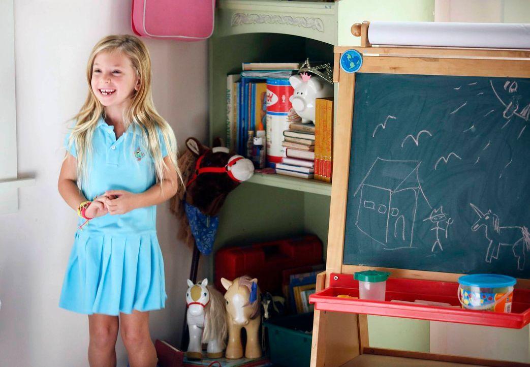 Schon als Kind war Sydney (Rachel Rodier) gerne eine Gewinnerin ... - Bildquelle: 2013 Twentieth Century Fox Film Corporation. All rights reserved.