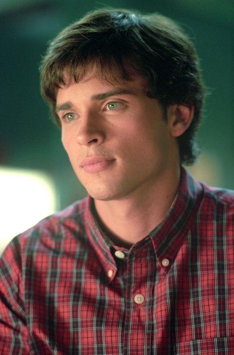 Kann Clark (Tom Welling) Byrons Geheimnis lüften und so Lana vor ihm beschützen? - Bildquelle: Warner Bros.