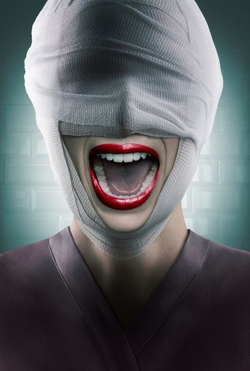 (2. Staffel) - Scream Queens - Artwork - Bildquelle: 2016 Fox and its related entities.  All rights reserved.