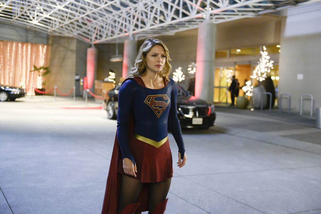 Kara alias Supergirl (Melissa Benoist) - Bildquelle: Diyah Pera 2018 The CW Network, LLC. All Rights Reserved.