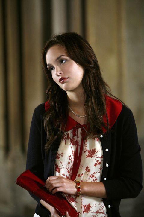Nach ihrer gemeinen Intrige fühlt sich Blair (Leighton Meester) schuldig. Sie sucht die Aussprache mit ihrer Freundin ... - Bildquelle: Warner Brothers