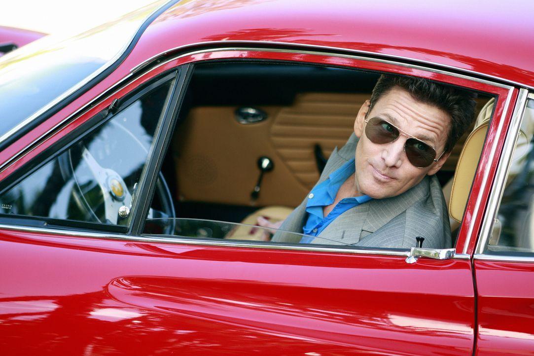 Rückblick: Rick (Andrew McCarthy) ist ein vielbeschäftigter Plattenboss und hat deshalb leider nur wenig Zeit für seine Tochter ... - Bildquelle: Warner Brothers