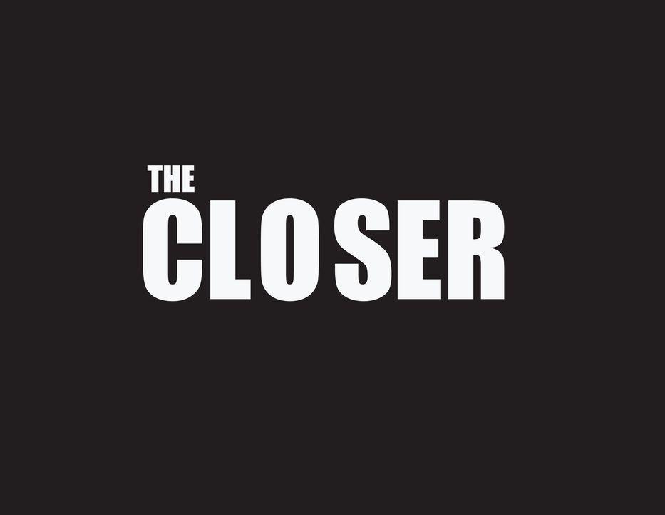 """""""THE CLOSER"""" - Logo - Bildquelle: Warner Brothers"""