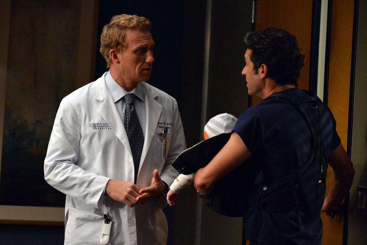 Greys Anatomy Aprils Großer Tag Sixx