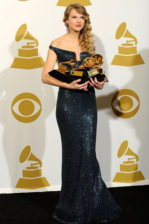 Taylor_Swift_2010 - Bildquelle: Kevork Djansezian/Getty Images/AFP