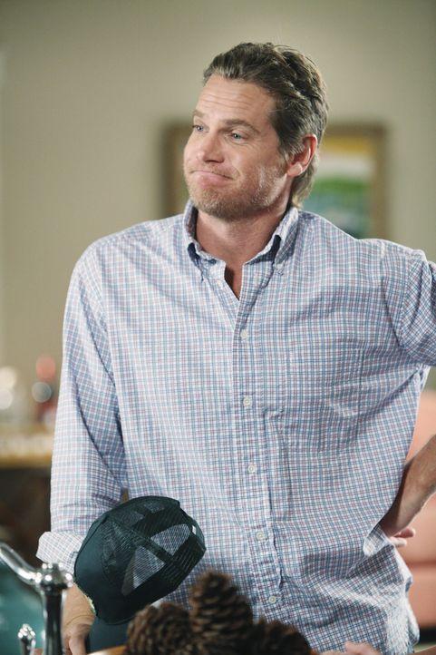 Nachdem sich Jules von Jeff getrennt hat, ist Bobby (Brian Van Holt) zur Stelle um sie zu trösten. Doch ob das gut geht? - Bildquelle: 2009 ABC INC.