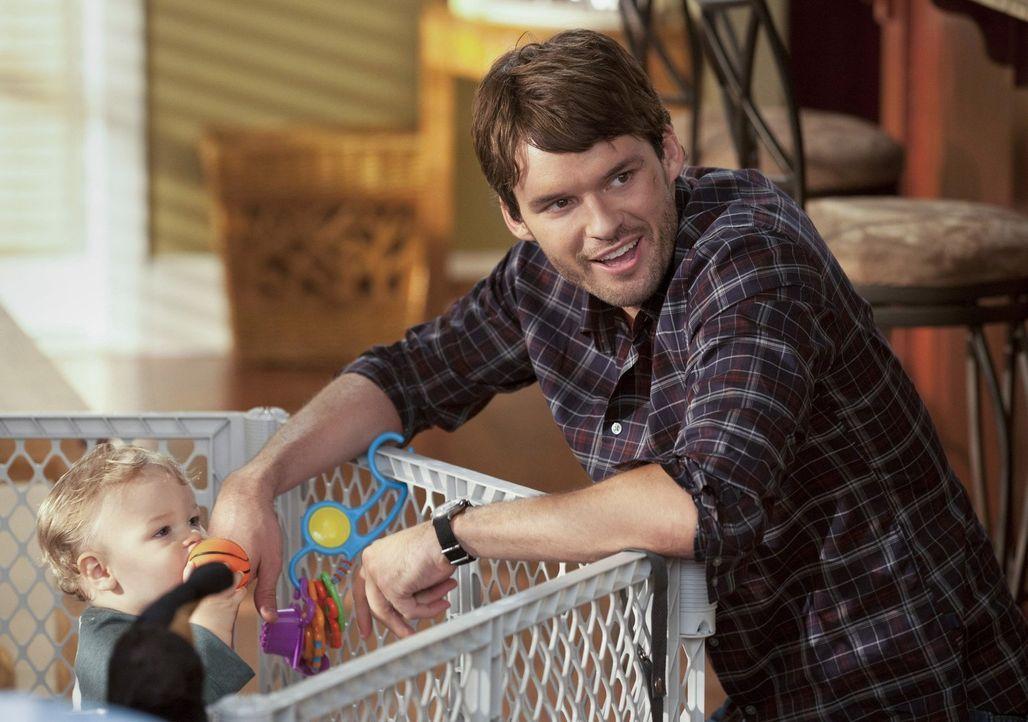 Mörder Xavier wird aus dem Gefängnis entlassen. Müssen Julian (Austin Nichols, Bild) und Brooke jetzt um das Leben ihrer Kinder fürchten? - Bildquelle: Warner Bros. Pictures