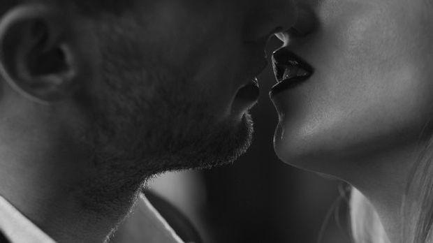 Küsse haben im Kamasutra einen hohen Stellenwert.