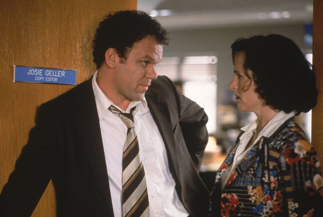 Gus (John C. Reilly, l.); Anita (Molly Shannon, r.) - Bildquelle: 1999 Twentieth Century Fox Film Corporation.  All rights reserved.