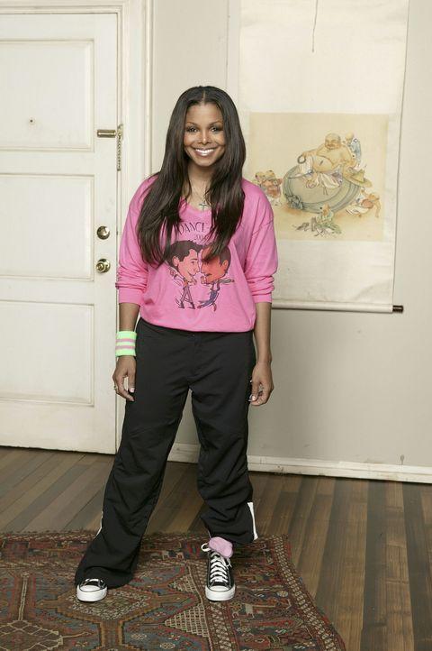 Für Janet Jackson, wird Jack demnächst das Tanzbein schwingen ... - Bildquelle: NBC Productions