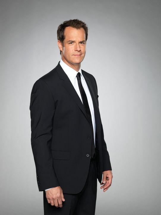 (4. Staffel) - Debs Chef in der Kanzlei: Jay (Josh Stamberg) ... - Bildquelle: Kevin Lynch Sony Pictures Television