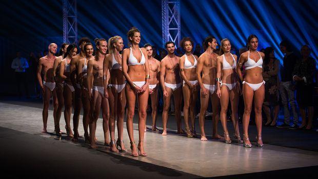 Shooting austrias next topmodel nackt Germanys next
