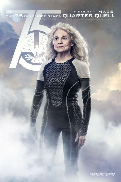 Lynn Cohen als Mags - Bildquelle: Lionsgate