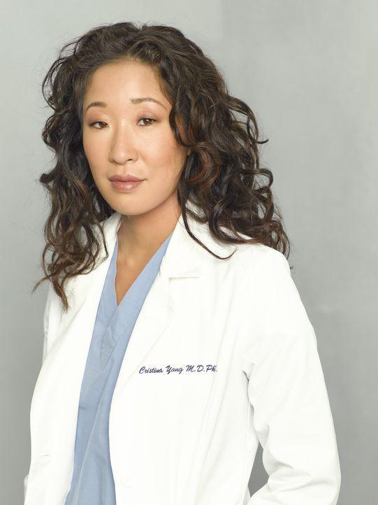 (5. Staffel) - Eine erfolgreiche Ärztin, doch wird sie privat auch endlich ihr Glück finden? Dr. Cristina Yang (Sandra Oh) ... - Bildquelle: Touchstone Television