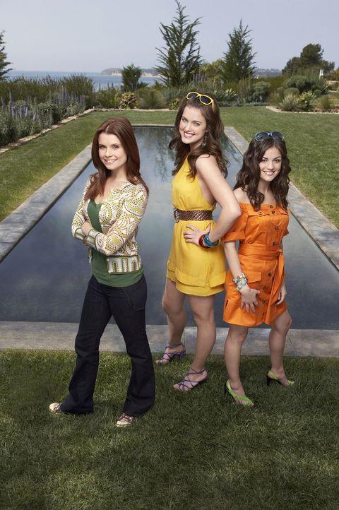 (1. Staffel) - Das Leben halt einige Überraschungen für Megan (JoAnna Garcia Swisher, l.), Sage (Ashley Newbrought, M.) und Rose (Lucy Hale, r.) ber... - Bildquelle: Warner Bros. Television