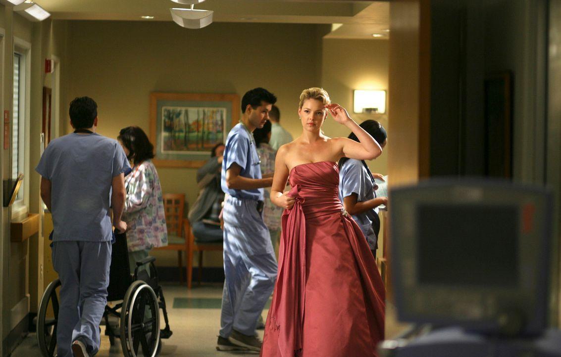 Als sie die Nachricht von Dennys Tod erreicht hat, eilt Izze (Katherine Heigl)  sofort zu ihm ... - Bildquelle: Touchstone Television