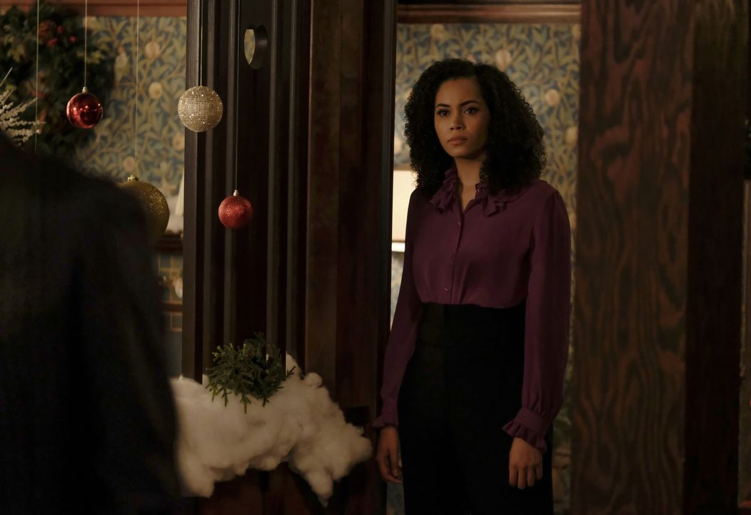 Macy Vaughn (Madeleine Mantock) - Bildquelle: Michael Courtney 2018 The CW Network, LLC. All Rights Reserved / Michael Courtney