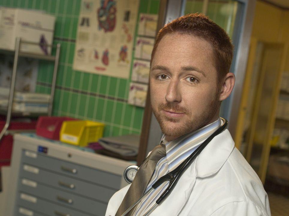 (12. Staffel) - Immer im Einsatz, um Leben zu retten: Dr. Morris (Scott Grimes) ... - Bildquelle: Warner Bros. Television