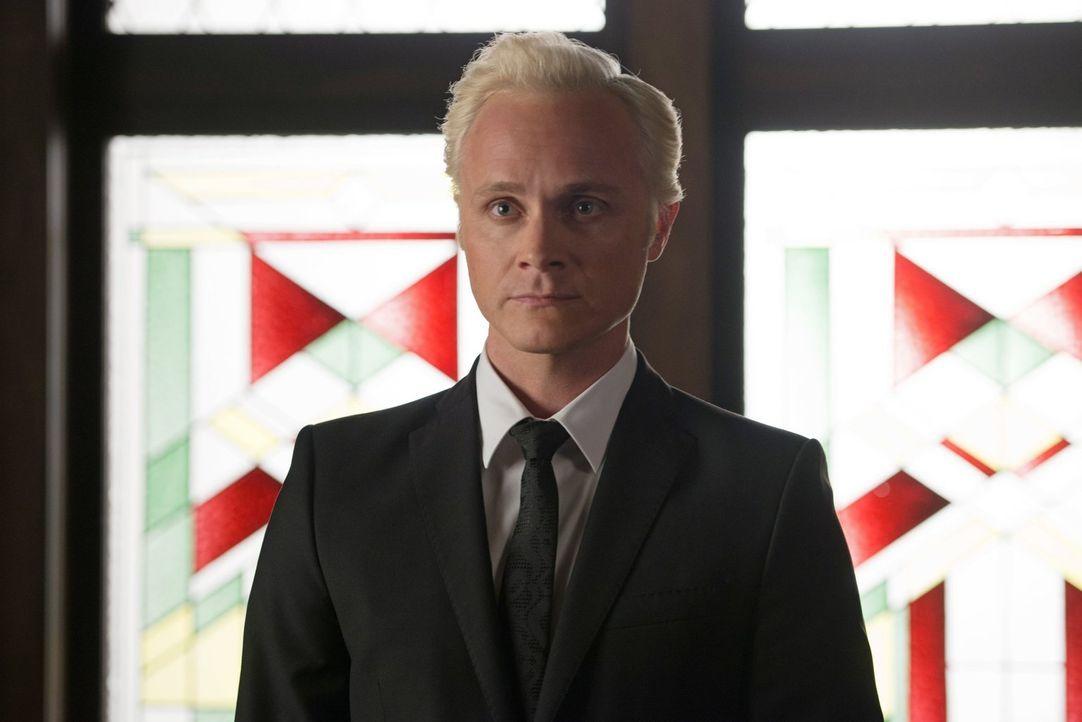 Ausgerechnet Blaine (David Anders) könnte der Schlüssel zu mehr Zombie-Gegenmittel sein, aber wird er sich wirklich auf einen Deal mit Liv einlassen... - Bildquelle: 2014 Warner Brothers