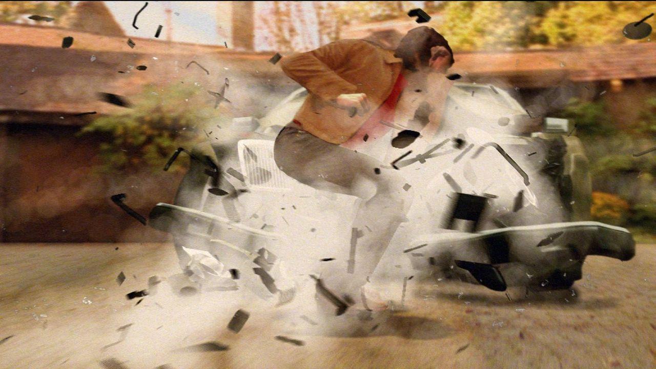 (4. Staffel) - Wird es Clark (Tom Welling) gelingen, die Erde vor dem vernichtenden Potenzial der drei geheimnisvollen kryptonischen Kristalle zu be... - Bildquelle: Warner Bros.