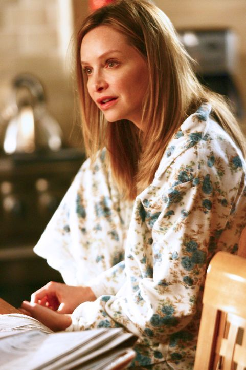 Ist besorgt um Justin: Kitty (Calista Flockhart) ... - Bildquelle: Disney - ABC International Television