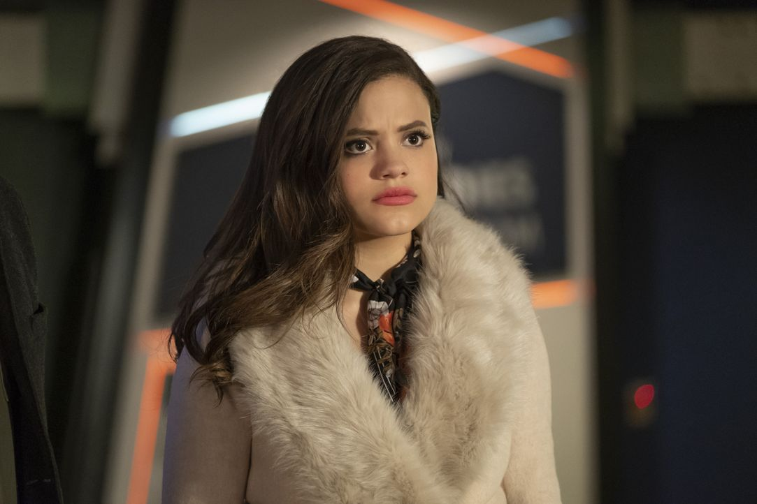 Maggie Vera (Sarah Jeffery) - Bildquelle: Katie Yu 2019 The CW Network, LLC. All Rights reserved.