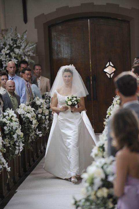 Eine glückliche Braut? Liz (Roma Maffia) ... - Bildquelle: Warner Bros. Entertainment Inc. All Rights Reserved.