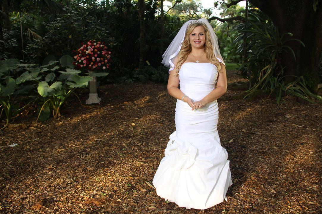 Wie wird sich die Braut Kimberly im Vergleich zu den drei anderen Bräuten schlagen? - Bildquelle: Richard Vagg DCL