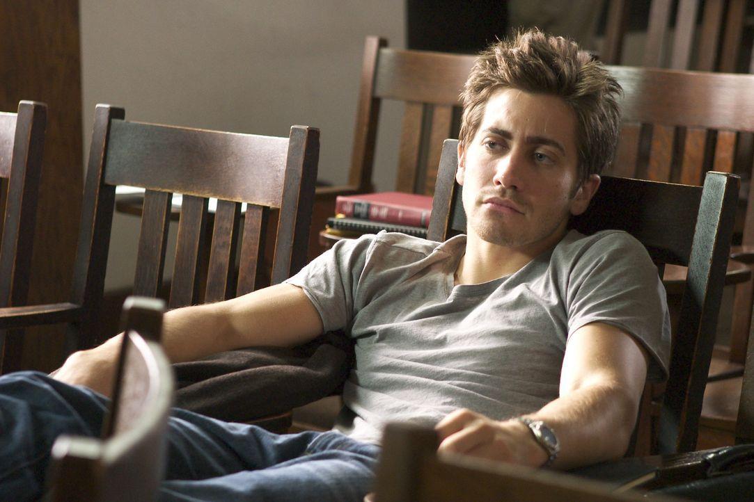 Der charmanter Student Hal (Jake Gyllenhaal) hilft Catherine beim Sortieren von Vaters Nachlass, und gemeinsam machen sie eine erstaunliche Entdecku... - Bildquelle: 2003 Miramax Films. All Rights Reserved.