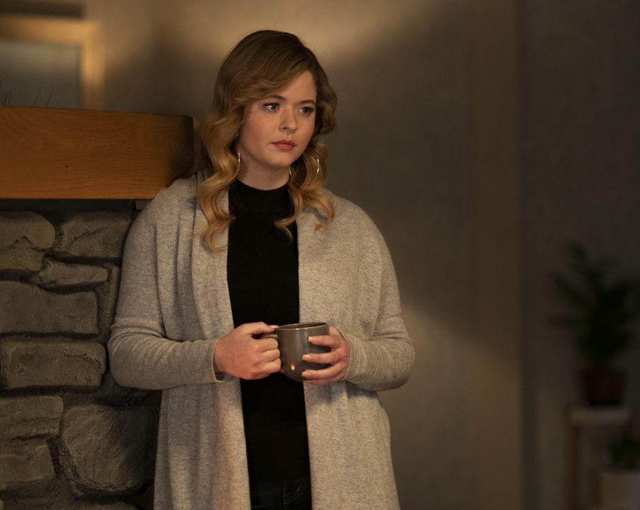 Alison DiLaurentis (Sasha Pieterse) - Bildquelle: Allyson Riggs 2019 Warner Bros. Entertainment Inc. All Rights Reserved. / Allyson Riggs