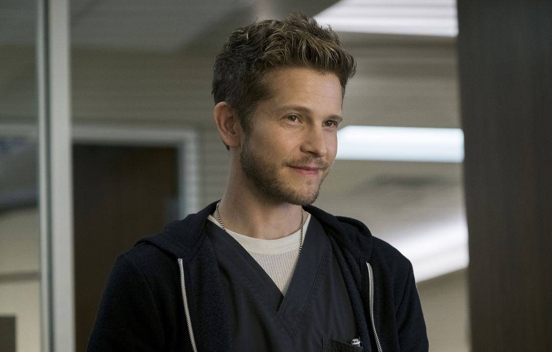 Für das Wohl eines Patienten übergeht Dr. Hawkins (Matt Czuchry) jede Hierarchie ... - Bildquelle: Wilford Harewood 2018 Fox and its related entities. All rights reserved. / Wilford Harewood